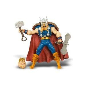 Marvel Legends Series 17 (Hasbro Series 2) Action Figure Thor