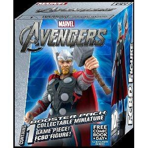 Free Comic Book Day THOR The Mighty Avenger Limited edition HeroClix Marvel Game Figure WizKids NECA Toys