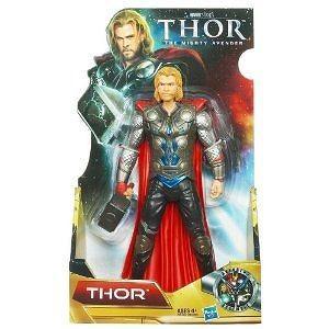 Thor Hero Action Figure Gray Hammer