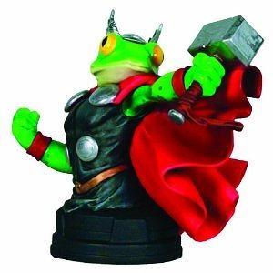 Gentle Giant Studios Thor Frog Mini-Bust