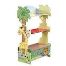 Sunny Safari - Book Shelf