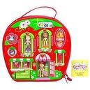 Strawberry Shortcake Berry House Case w/Figures