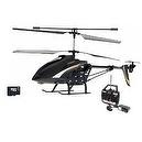 "SPY HAWK 3.5CH Metal RC helicopter RTF + Gyro and SPY Camera + FREE SD memory card - Large Size 12"" wide"