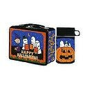 Peanuts Halloween Lunchbox