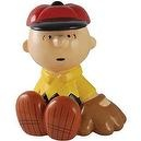Peanuts Charlie Brown Baseball Bank