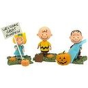Its The Great Pumpkin Charlie Brown 3 Pack Sally Brown, Charlie Brown & Linus