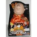 Peanuts Halloween Dancing Vampire Charlie Brown Plush