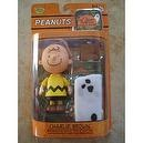 "Peanuts Halloween Its the Great Pumpkin, Charlie Brown - Charlie Brown 5"" Action Figure (2003 Playing Mantis)"
