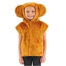 Bear T-shirt Style Costume for Kids