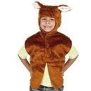 Fox T-shirt Style Costume for Kids
