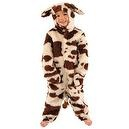 Cow Costume for Kids 4-6 yrs