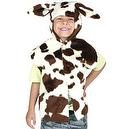 Cow T-shirt Style Costume for Kids