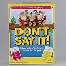Dont Say It! Game