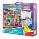 The Learning Journey Puzzle Doubles Lets Learn Colors & Shapes Floor Puzzle