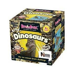 Dinosaurs-The Ten Minute Brain Challenge