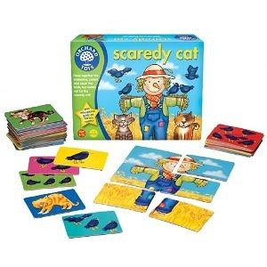 Scaredy Cat - Card Counting Game