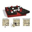 Pentago Game from Mindtwister USA, Red/Black