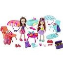 Polly Pocket Stunt N Style Friends Getaway Giftset