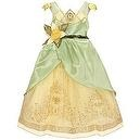 Princess and the Frog XXS (Size 2 / 3) Cosplay Costume Dress