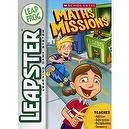 LeapFrog Leapster Learning Game Scholastic Math Missions, Compatible with Leapster and Leapster2 learning game systems only