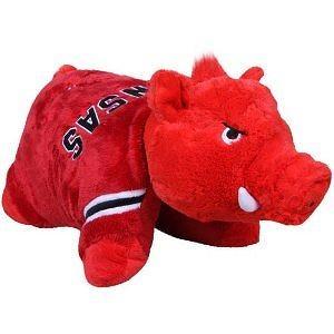 NCAA Arkansas Razorbacks Pillow Pet