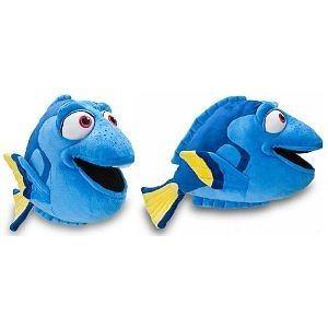 Disney Store Finding Nemo Dory Plush Doll Stuffed Animal Toy Gift