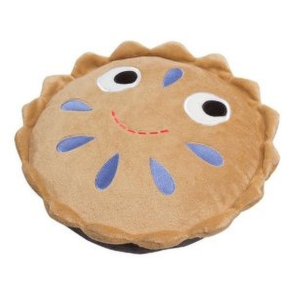 Kidrobot yummy blueberry pie plush for Amazon com pillow pets
