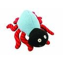 Spider Stuffed Animal (Colors Will Vary)