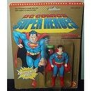 DC Comics Super Heroes Superman with Kryptonite Ring Action Figure
