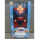 "SUPERMAN Justice League Unlimited 10"" Figure DC Animated Mattel JLU NEW SEALED"