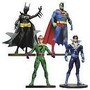 DC First Appearance Series 3 Figure Set of 4 (Batgirl, Nightwing, Composite Superman, Riddler)
