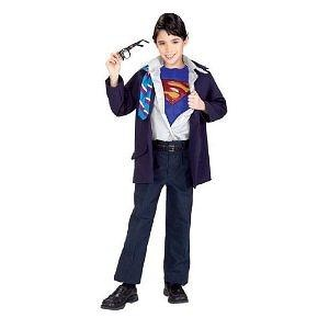 Superman Clark Kent Tear Away Childrens Costume (Large (Child Size 12-14)) Superman Clark Kent Tear Away Childrens Costume  sc 1 st  Toys to learn by & Superman Clark Kent Tear Away Childrenu0026s Costume