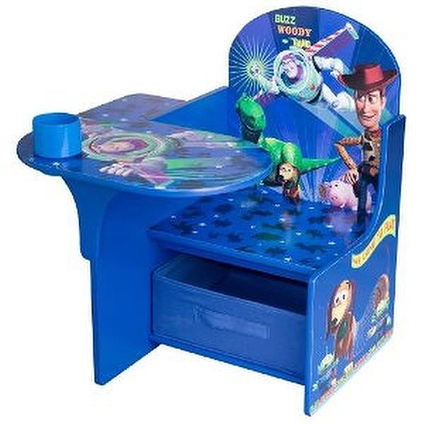 Toy Story Desk Chair with Pull out under the Seat Storage Bin