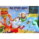 "Disney Toy Story ""Big Stunt Buzz"" 3-D Action Game by Mattel. Includes 2 Hot Wheels Cars: The Red Baron and Special Edition Shoc"