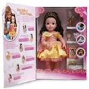 "Disney Princess 20"" Singing and Storytelling Belle Doll"