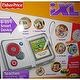 Fisher-Price iXL 6-in-1 Learning System (Silver/Red) Wth Bonus Toy Story 3 Software