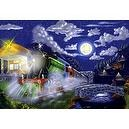 """Moonlight Express"" Jigsaw Puzzle"