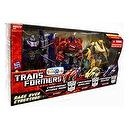 Transformers 3 Dark of the Moon Exclusive Deluxe Class Action Figure 3Pack Rage Over Cybertron
