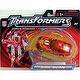 Transformers Robots In Disguise Series Deluxe Class Autobots - SIDE BURN - Released in Year 2001