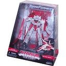 Transformers Year 2006 Titanium Series Die Cast 6 Inch Tall Robot Action Figure - Autobot JETFIRE with 2 Blaster Pistols and Di