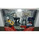 Transformers Movies Legends Battle for the Allspark Toys R Us Exclusive 6 Pack with Bumblebee, Autobot Jazz, Optimus Prime, Meg