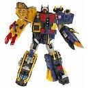 Transformers Energon Omega Supreme Electronic Action Figure