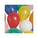 144 Assorted Color Helium Balloons 9""