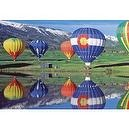 Balloons Over Colorado ClearView HD Jigsaw Puzzle 500pc
