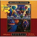 Balloon Festival 1000pc Jigsaw Puzzle by Eric Dowdle