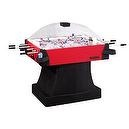 Carrom 425.01 Signature Stick Hockey Table with Pedestal (Red)