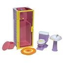 Doras Bathroom Furniture Pack -  Dora the Explorer Talking House