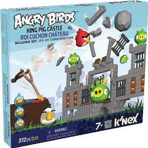 Angry Birds King Pig Castle Exclusive