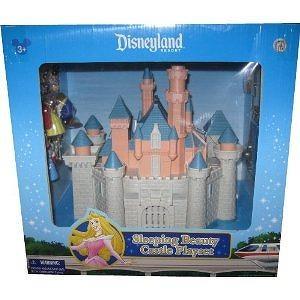 Disneys Deluxe Sleeping Beauty Castle Playset w/ Figures & Sounds