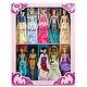 Disney Princesses Classic Film Collection Ultimate 10 Doll Gift Set